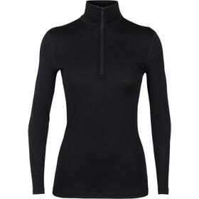 Icebreaker 200 Oasis Naiset alusvaatteet , musta